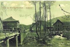 Mühlgraben 1909