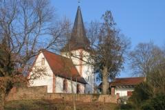 Winterbilder II hinter der Gasse, Kirche, Stutz, Beinegasse 006 - Kopie