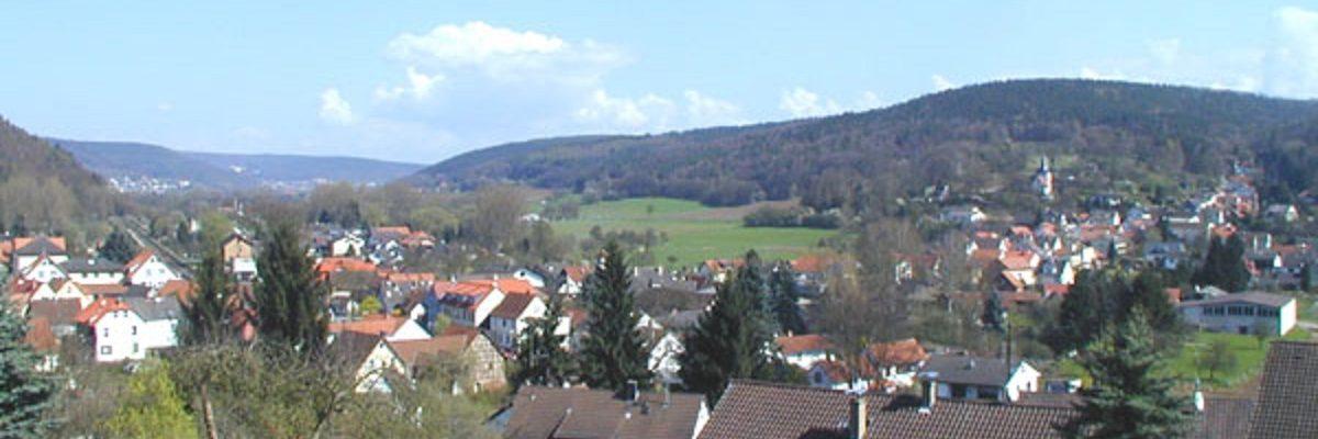 Dorfentwicklung Mümling-Grumbach